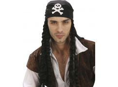 Hm Studio Paruka Pirát s vlasy