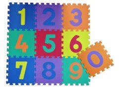 Hm Studio Pěnové puzzle Čísla 10ks 30x30cm