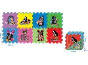 HM Studio Pěnové puzzle krtek 31x31 8ks