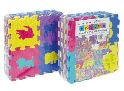 Hm Studio Pěnové puzzle podlahové 15x15cm