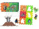 Hm Studio Pěnové puzzle Krtek 6ks 3