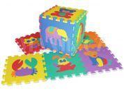 Hm Studio Pěnová puzzle zvířata 10ks 30x30cm