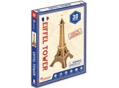 HM Studio Puzzle 3D Eiffelova věž 20 dílků
