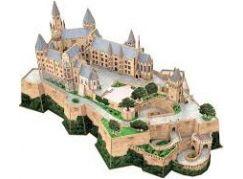 HM Studio Puzzle 3D Hrad Hohenzollern - 185 dílků