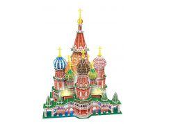 HM Studio Puzzle 3D Katedrála sv. Bazila led - 224 dílků