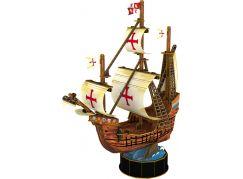 HM Studio Puzzle 3D Santa Maria - 93 dílů