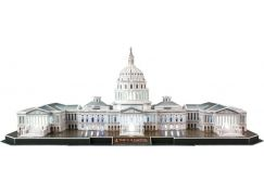 HM Studio Puzzle 3D The Capitol Hill led