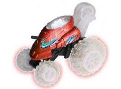 HM Studio RC Auto Lunární vozidlo - Červená