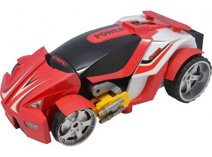 HM Studio RC Auto s transformací
