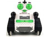 HM Studio RC Robot bílo-zelený