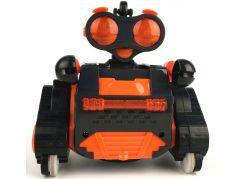 HM Studio RC Robot černo-oranžový