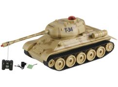 HM Studio RC Tank T34 pískový