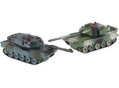 HM Studio RC Tank ZTZ96A vs. M1A2