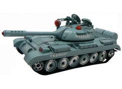Hm Studio RC Vojenský tank 1:16 - Šedý