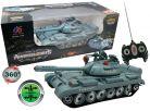 Hm Studio RC Vojenský tank 1:16 - Šedý 2