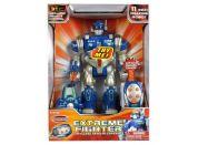 Hm Studio Robot Extreme Fighter - Modrý