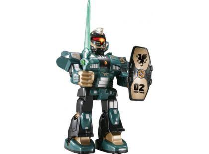 Hm Studio Robot Mighty Warrior - Zelený