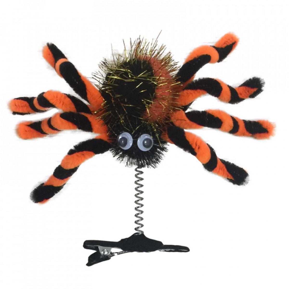 HM Studio Spona do vlasů pavouk