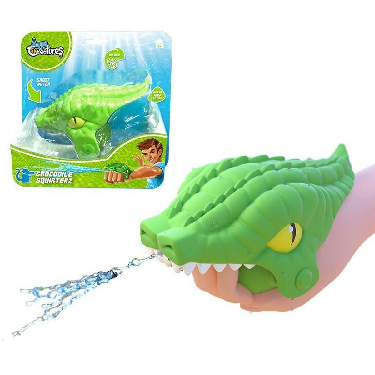 HM Studio Stříkací krokodýl do vody