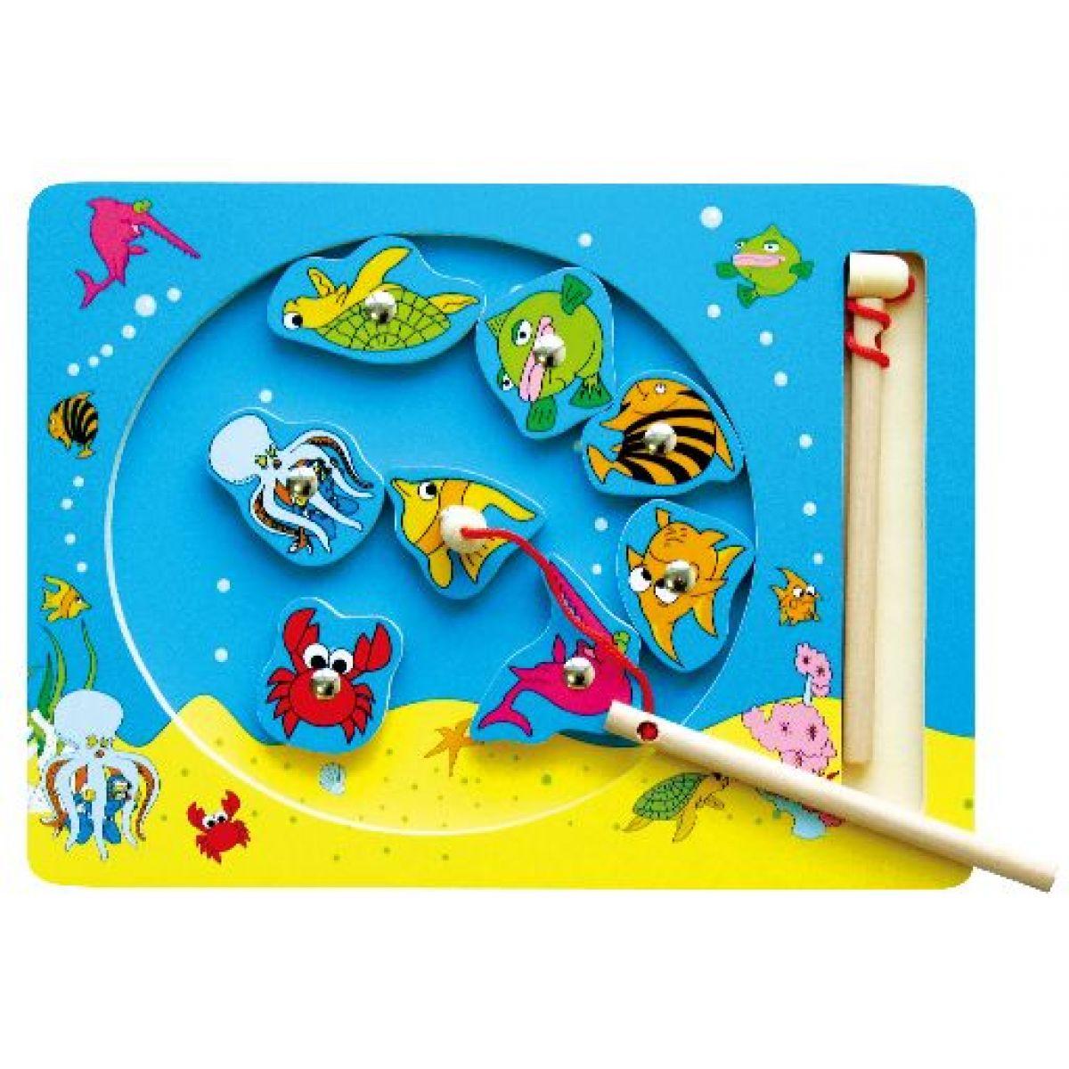 Hm Studio Vkládačka rybolov moře