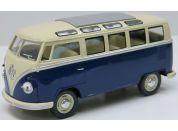 HM Studio VW Classical Bus 1962 modrý