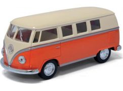HM Studio VW Classical Bus Ivory Top 1962 oranžový