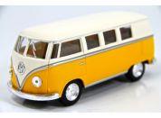 HM Studio VW Classical Bus Ivory Top 1962 žlutý