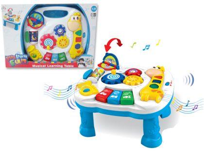 Hm Studio Zábavný stolek pro nejmenší