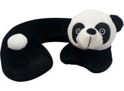 HM Studio Záhlavník Panda 28x30cm