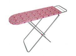 HM Studio Žehlící prkno růžové s puntíky