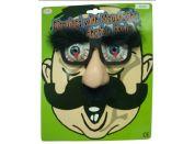 HM Studio Žertovný předmět brýle s nosem a obočím