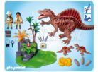 Hnízdo Spinosaura Playmobil 4174 2