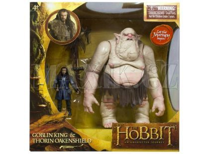 HOBIT figurka 10 cm Battle Pack 2