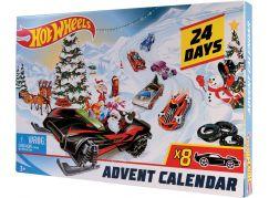 Hot Wheeels adventní kalendář