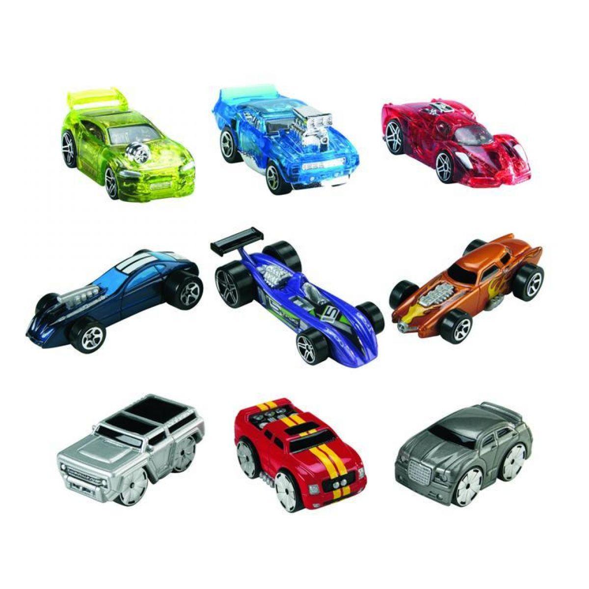 Hot Wheels 5785 Angličák Mattel - Poškozený obal