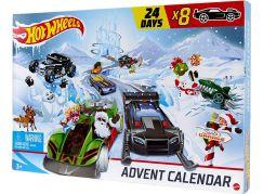 Hot Wheels adventní kalendář 2020