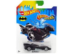 Hot Wheels Angličák Color Shifters Batmobile