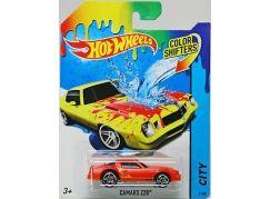 Hot Wheels Angličák Color Shifters Camaro Z28