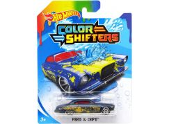 Hot Wheels Angličák Color Shifters FishD a ChipD