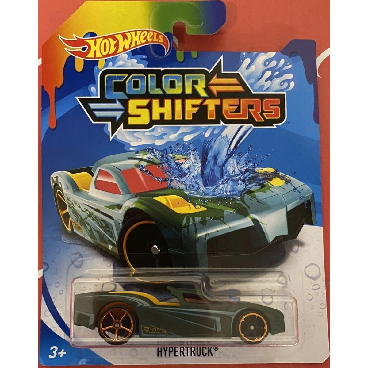 Hot Wheels Angličák Color Shifters Hypertruck
