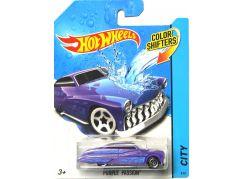 Hot Wheels Angličák Color Shifters Purple Passion