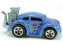Hot Wheels Angličák Color Shifters Volkswagen Beetle