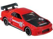 Hot Wheels angličák Grand Turismo Nissan Skyline GT-R
