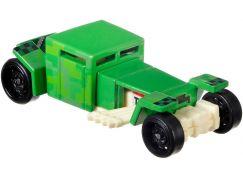 Hot Wheels Angličák kultovní postavy Minecraft Creeper