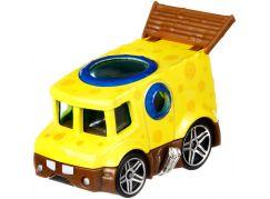 Hot Wheels Angličák kultovní postavy Spongebob