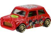 Hot Wheels Angličák the Beatles Morris Mini