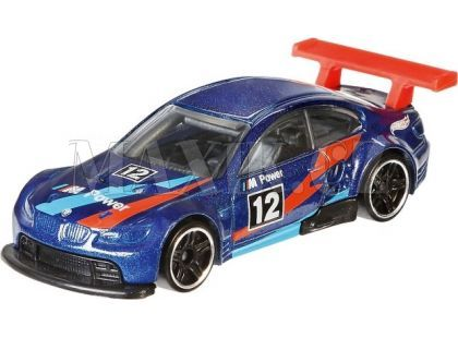 Hot Wheels angličák BMW - M3 GT2