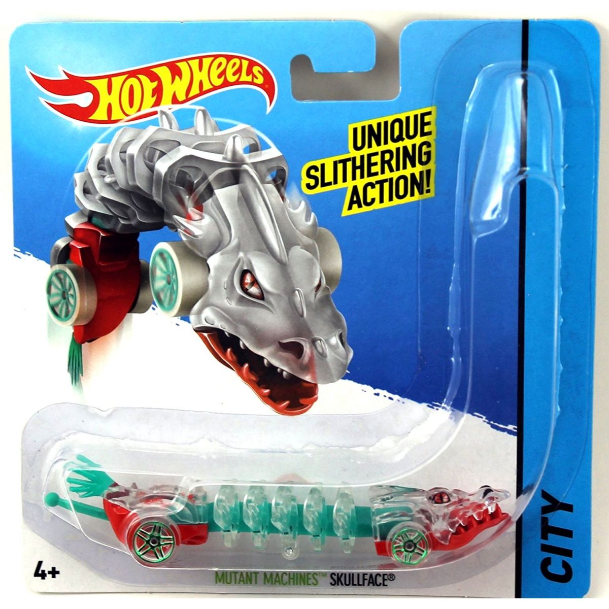 Hot Wheels Auto Mutant Skullface