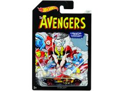 Hot Wheels Avengers Tématické auto Bedlam