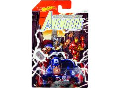 Hot Wheels Avengers Tématické auto Pony-Up